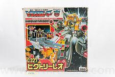 Transformers G1 Victory Leo MIB C-327 Japanese Takara Star Saber Vintage Hasbro
