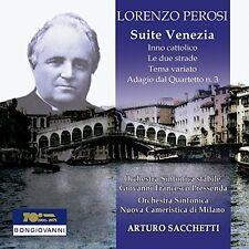 Lorenzo Perosi: Suite Venezia [New CD]