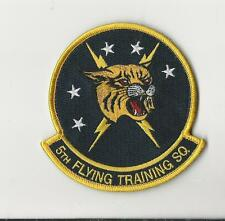 US AIR FORCE PATCH - 5TH FLYING TRAINING SQUADRON