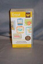 Cricut Creative Cards Cartridge and Overlay
