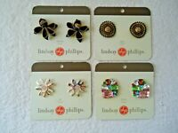 """Mixed Lot Of 4 """" NWT """" ? Lindsay Phillips Switch Flops """" BEAUTIFUL MIXED LOT """""""