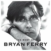 BRYAN FERRY: THE VERY BEST OF 21 TRACK CD GREATEST HITS / ROXY MUSIC / NEW