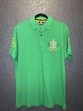 Ralph Lauren Coats Of Arms 1979 Saint Lucia Polo Men's Size XXL