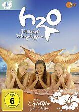H2O: PLÖTZLICH MEERJUNGFRAU (SPIELFILM Z.STAFFEL 1)  DVD NEU C.HEINE/C.HOLT/+