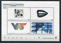 2 x Bund Block Nr. 39 sauber postfrisch 1927 - 1930 Documenta Kassel BRD 1997