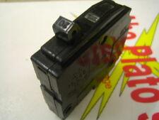Square D QO CIRCUIT BREAKER 1 Pole 20 Amp QO120 120/240 Volt