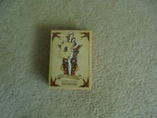 Sailor Jerry Playing Cards - Brand New - Vintage Rare - Lowest EBAY Price