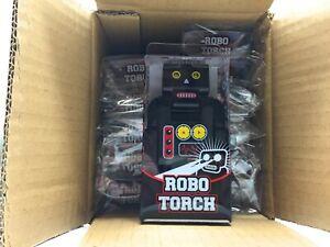 Wholesale Job Lot of 144 x Robo Torch Fun Gadget Gift Stocking Filler Keyring