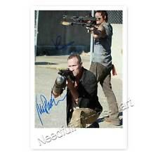 Michael Rooker & Norman Reedus aus The Walking Dead - Autogrammfoto 