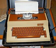SILVER REED 8650 ELECTRIC TYPEWRITER QUIET AUTO FEATURES WORKS W/ CORRECTION KEY