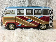 Welly 1962 Volkswagen Microbus - Custom Paint 1:24