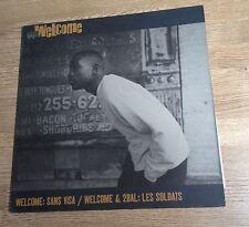 Maxi 33 tours Welcome 2 Bal Sans Visa  hip-hop reggae dancehall 1997 EXC