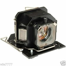 Genuine HITACHI CP-RX70, CP-RX70WF Projector Replacement Lamp DT00781