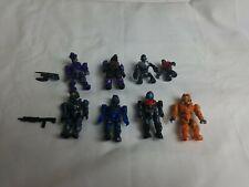 Halo Mega Blocks Figures Lot 2