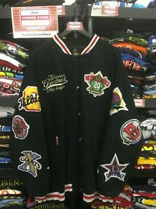 Negro League Baseball Museum Discover Greatness Headgear Jacket 4XL - 5XL RARE