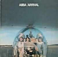 "ABBA "" ARRIVAL "" LP (1976) EPIC S EPC86018 UK FIRST PRESSING EX VINYL"