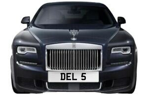 DEL 5  Supplied On Retention Certificate or Transferred To Your Vehicle.
