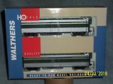 WALTHERS HO SCALE #932-26249 REA EXPRESS REEFER (STRIPED SCHEME) (2-PACK)