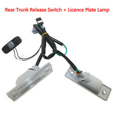 Rear Trunk Release Switch + Licence Plate Lamp For 2011-2014 Chevy Cruze Orlando