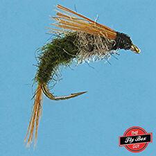 Barrs Emerger Premium Flies -One Dozen - Sizes Available***