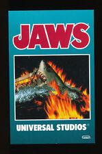 Universal Studios Jaws Backstage Movie Release Pass Ticket Otto Vip Cinema Gift