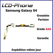 Samsung Galaxy S4 - Nappe bouton home