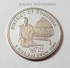 2009 S DISTRICT OF COLUMBIA *PROOF* QUARTER   **FREE SHIPPING**