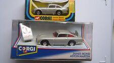 CORGI  270 ORIGINAL ASTON WHIZZWHEELS CAR FROM 1978 & 1993 VERSION AS DESCRIBED