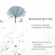Hanover Girls' Choir - Britten:Children's Crusade [Gudrun Schröfel, [CD]