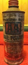 Winchester Aa Ball Power Collectible Tin 452Aa 8oz Tin bottle Gift Can Man Cave