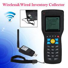 Mobile Terminal Sans fil Scanner 1D EAN13 Laser Code-barre Données Collecteur