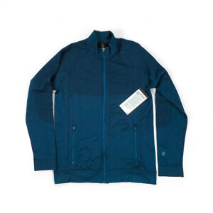 NWT [Size L] Lululemon Mens Engineered Warmth Jacket PSDN/BLK