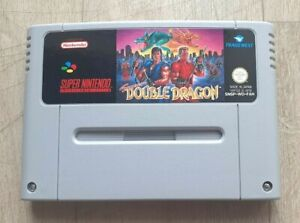Super Double Dragon - Nintendo Super Nintendo SNES - Cartouche Seule - PAL FAH