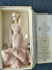 "Barbie Silkstone ""Mermaid Gown"" - Gold Lab Fashion Model Doll MINT in BOX Mattel"
