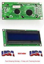 New  LCD Display  16 x2 HD4478 Controller Blue Blacklight 1602 – USA shipping