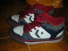 Scarpe Shoes Snakers CONVERSE Coolidge Mid Eur cm.24 n.38 ragazzo boy
