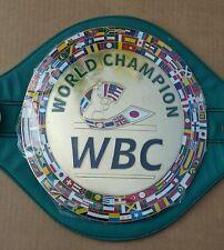 WBC Championships Belt Replica Adult Size Premium Quality