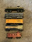 HO Scale Baltimore and Ohio Diesel Locomotive W/ Monon #23 & Extras PARTS ONLY