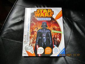 Star Wars Tiptoi Buch