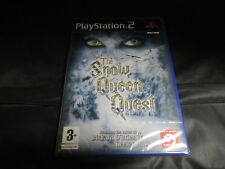 Sony Playstation 2 PS2 Game The Snow Queen Quest Brand New Sealed