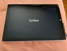 Microsoft Surface Pro 3 Tablet i3 W10 Pro 4GB/128GB SSD Cracked ships in Box
