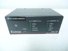 Extron HAE100 HDMI to Analog S/PDIF Audio De-Embedder Extractor Signal Processor