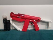 Official PlayStation Move Motion Controller Sharp Shooter Gun PS3 PS4 PS VR