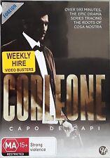 Corleone 3 Discs (DVD, 2013) Region 4