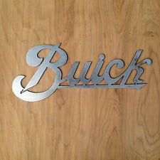 Buick Metal Wall Art Sign