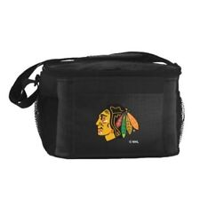 Chicago Blackhawks Insulated 6 Pack Cooler/Lunch Bag
