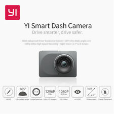 "Xiaomi YI Smart Dash Camera WiFi Car DVR Night Vision HD 1080P 2.7"" 165 Degree"