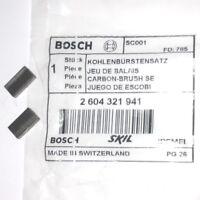 Bosch Carbon Brushes GST 90 E 120 BE 135 150 CE BCE 230V 240V Jigsaw 2604321941
