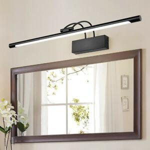 Modern Led Mirror Light 9W Wall Mounted Wall Lamp Bathroom Waterproof Light