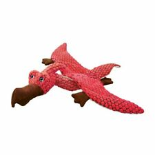 KONG Dynos Pterodactyl Coral Dog Toy X-Small